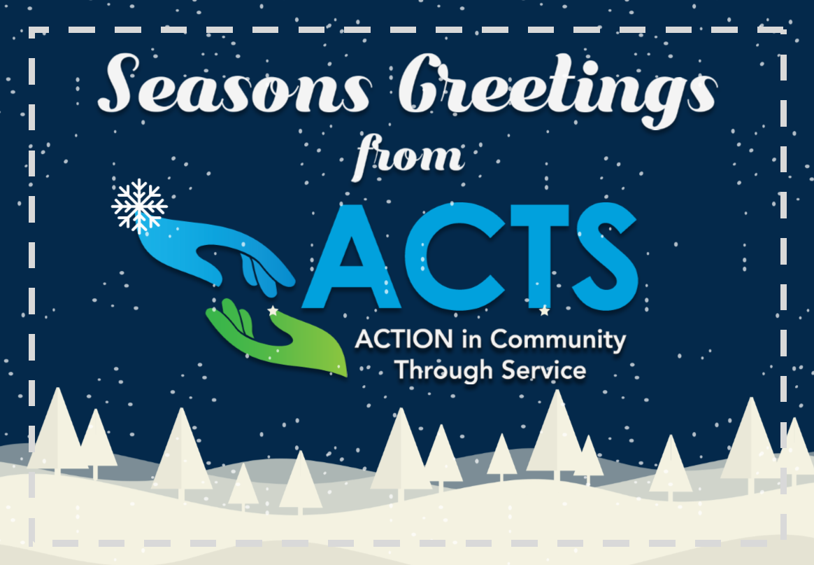 Merry Christmas From Acts Acts Latest News