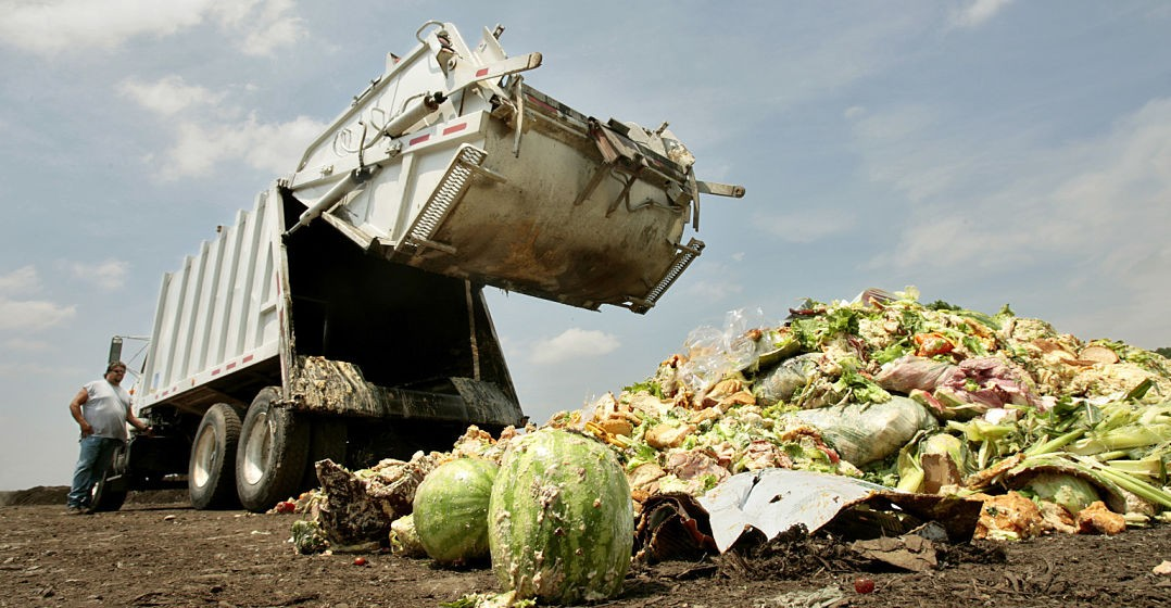 food-waste-landfill