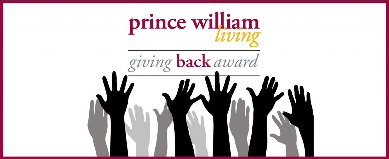 ACTS Nominated for Prince William Living's Giving Back Award