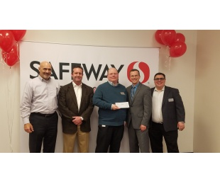 Safeway Benefits ACTS with Company-Sponsored Giving