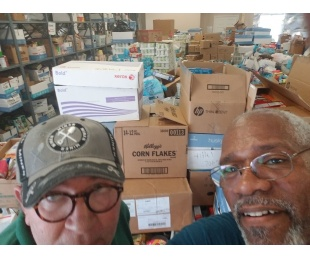 Stamp Out Hunger Drive Brings in 8 Tons of Food to ACTS Hunger Prevention Center